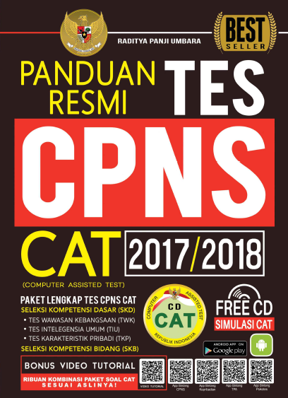 Download Buku Kisi Kisi Soal Cpns All In One 2017 2018