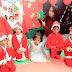 किडजी सिकंदरा ने धूमधाम से मनाया क्रिसमस