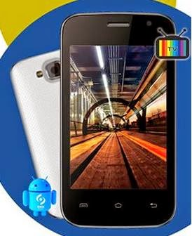 SKK Mobile A15, Budget Android with Analog TV for Php1,599