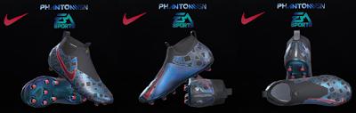 PES 2018 / PES 2017 Nike Phantom Vision EA Sport by Tisera09
