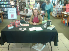 Recent Signing at Barnes and Noble