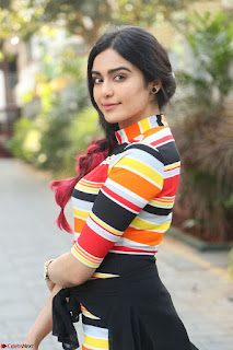 Adha Sharma in a Cute Colorful Jumpsuit Styled By Manasi Aggarwal Promoting movie Commando 2 (56).JPG