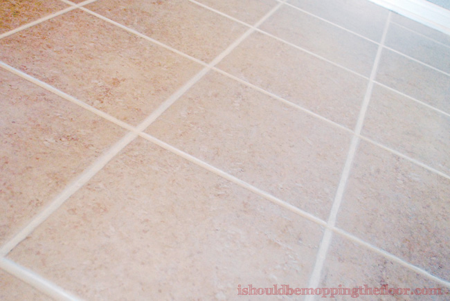 change grout color with polyblend grout