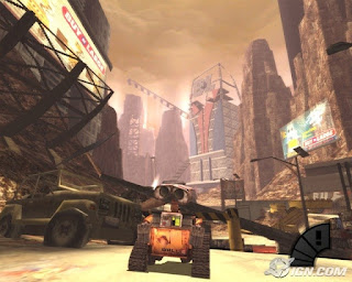Download Disney Pixar WALL E PS2 ISO APK for Android