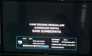 MNC Group (RCTI, MNC TV, Global TV) Hilang dari Ninmedia 2019