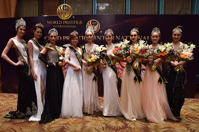 Miss World Prestige International Pageant 2017, Miss World, Miss Pageant
