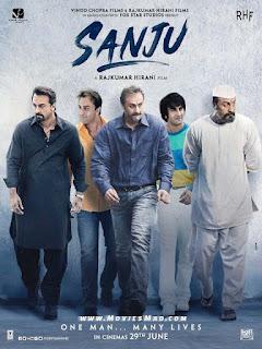 Sanju (2018) Official Poster