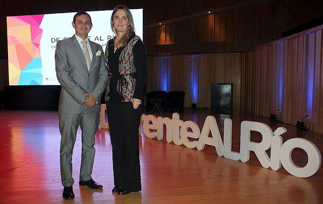 El Ingeniero Bolívar Coloma expuso el ejemplo de Guayaquil como ciudad sostenible en #DeFrenteAlRío
