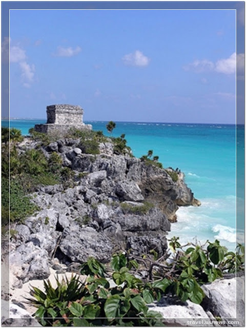 Tulum  - Top 7 Best Places to Travel in Mexico at Least Once in Your Life Time