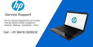 Hp Laptop Service Center in Adyar