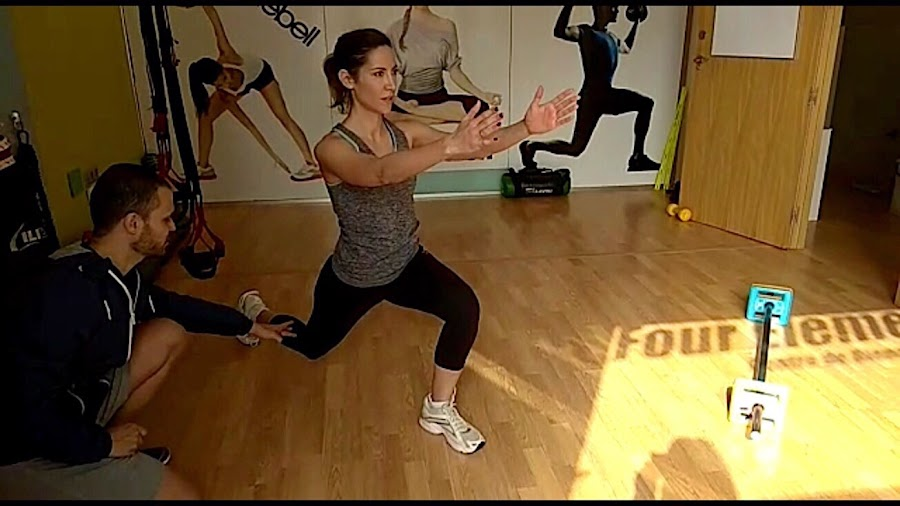 Fitness And Chicness-Entrenamiento Masaje Four Elements-1