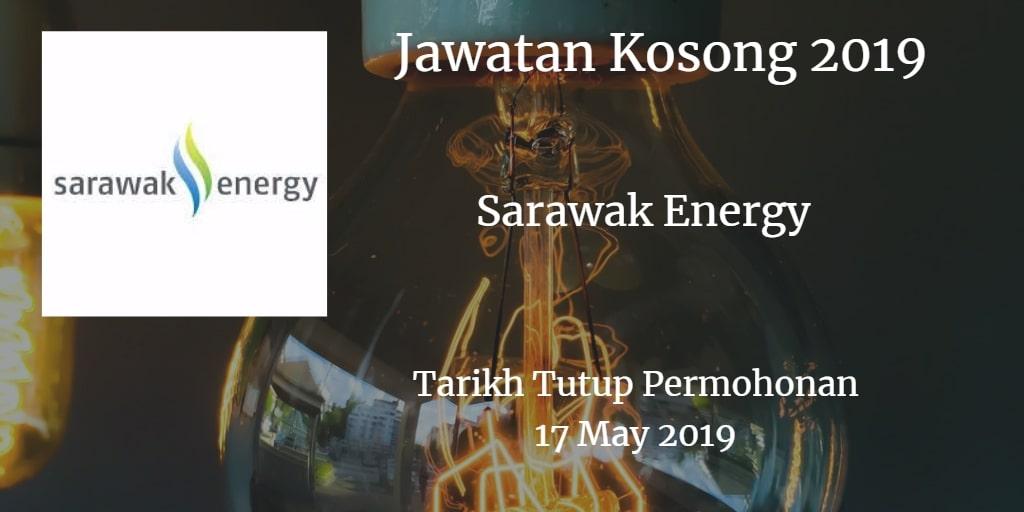 Jawatan Kosong Sarawak Energy 17 May 2019
