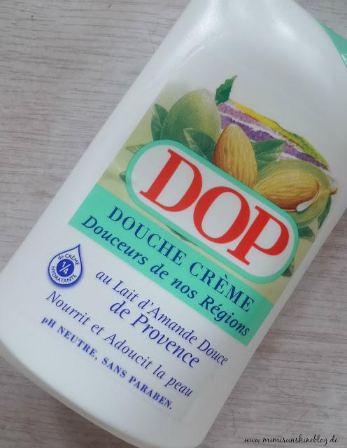 Dop Duschgel mit Mandelmilch aus der Provence
