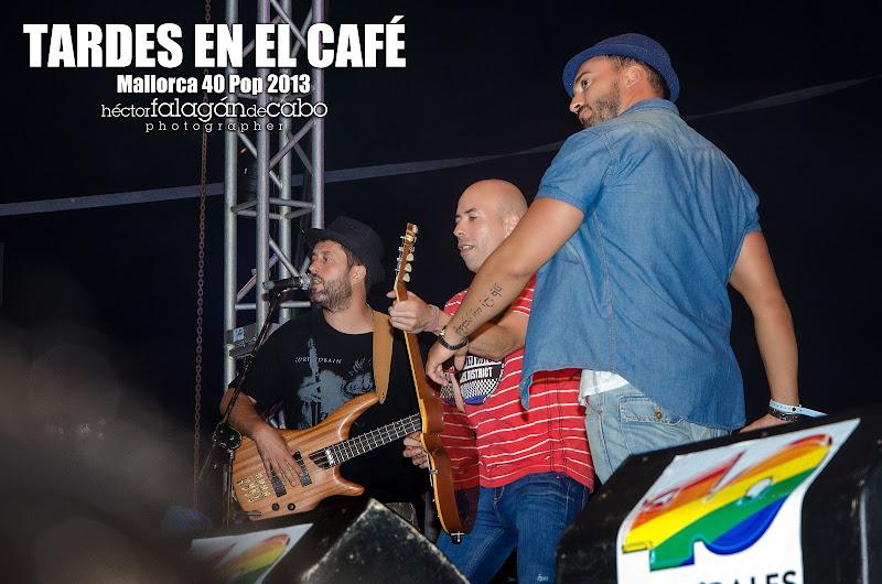 Tardes en el Café en el Mallorca 40 Pop 2013. Héctor Falagán De Cabo | hfilms & photography.