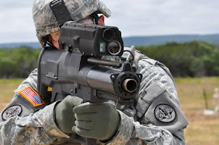XM25 Individual Airbusrt Weapon System