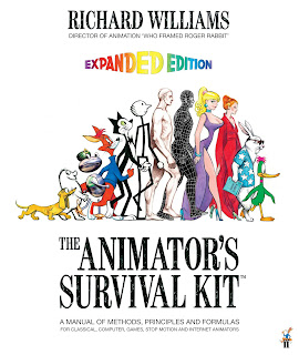 Richard Williams Animator's Survival Kit pdf book