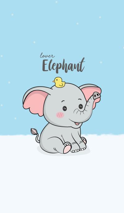 Elephant lover.
