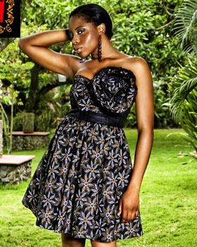 Latest Ankara and Lace