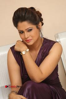 Television Anchor Shilpa Chakravarthy Pictures at Pratikshanam Audio Launch  0202