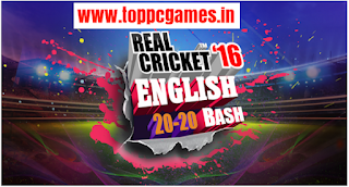 Real Cricket 2016 Apk Free Download