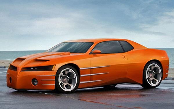 2016 Pontiac GTO Release date, Pricing