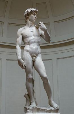 David, escultura de Michelangelo