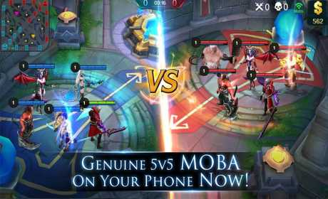 Mobile Legends: eSports MOBA  Apk for android