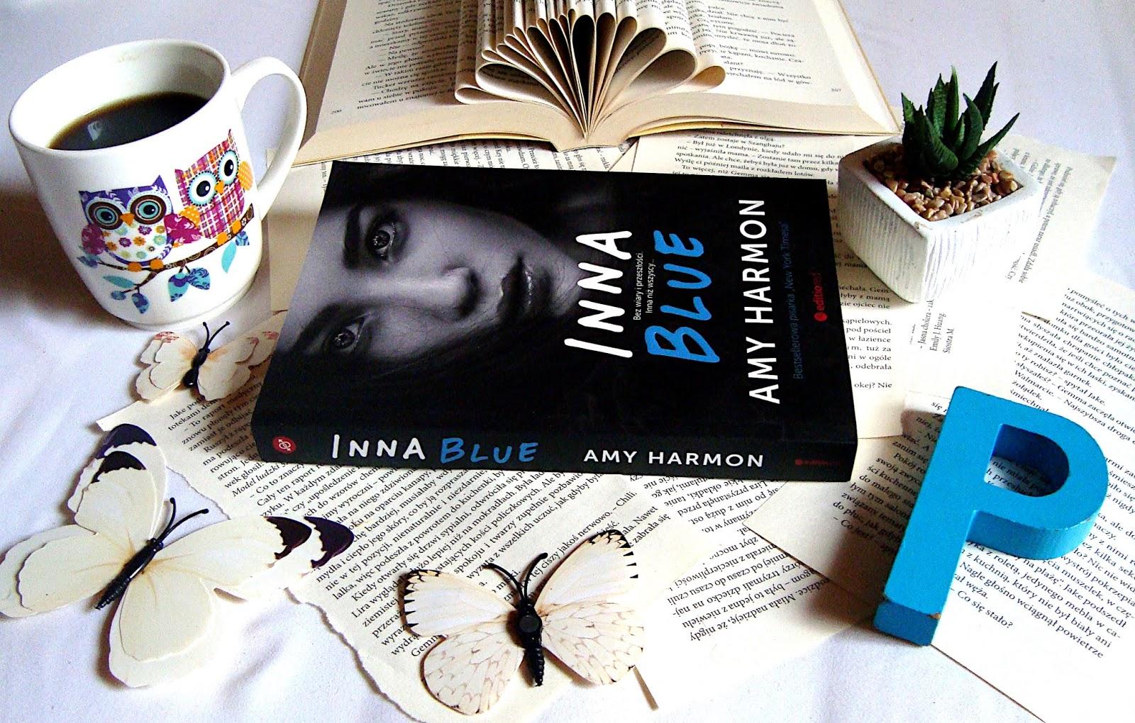 Inna blue Amy Harmon