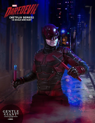 Daredevil Netflix Series Marvel Mini Bust by Gentle Giant