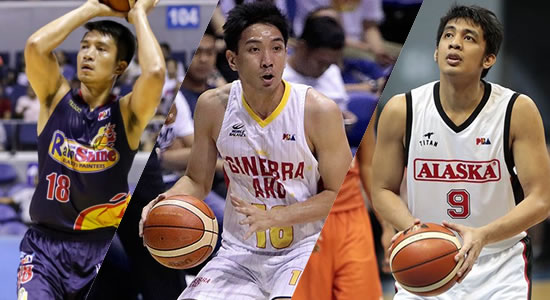 LIST of PBA Players from Negros Occidental as of 2019 PBA Philippine Cup