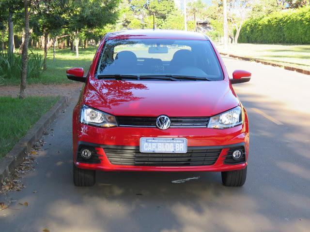 VW Gol 2017 - terceiro carro mais vendido do Brasil