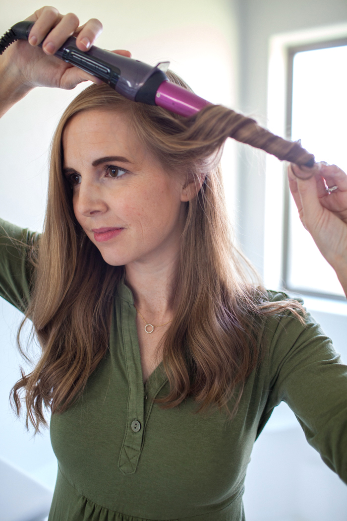 Quick and easy hair tips for daily curls