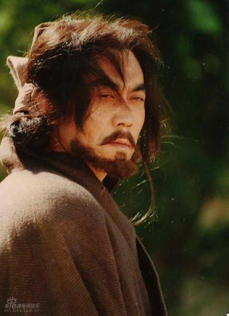 อิเยียง (Yu Rang, 豫讓) จากเรื่องจั้นกั๋ว ตอนโจวตะวันออก 《東周列國·戰國篇》 The Warring States period