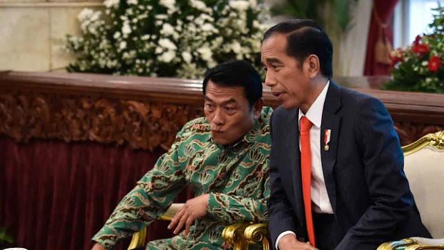 Tuding Posko Prabowo-Sandi Di Solo Ganggu Pemandangan, Apa Bedanya Moeldoko Dengan Politisi PSI?