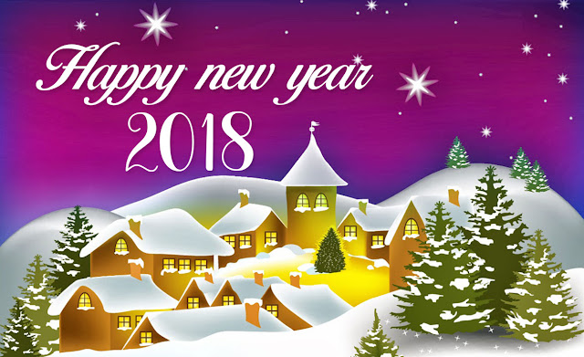 Hd happy new year greetings 2018 free download happy new year 2018 happy new year greetings for colleagues m4hsunfo