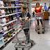 En el primer trimestre, el consumo masivo cayó un 1% durante