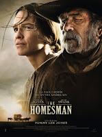 The Homesman (2014) online y gratis