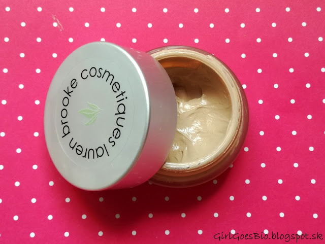 Lauren Brooke Cosmetiques natural creme foundation neutral 10 spf 28