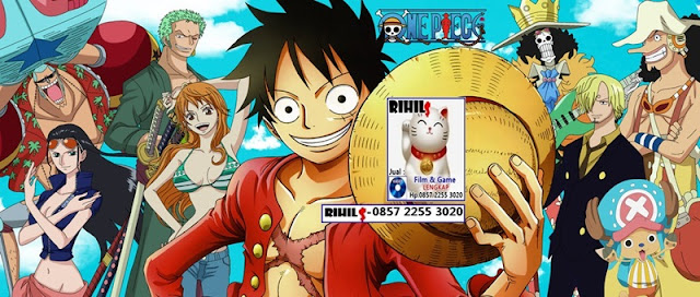 Jual Kaset Film Anime One Piece - Rihils