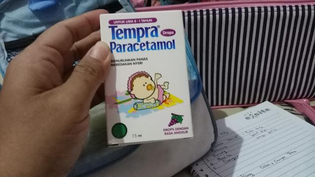 obat-obatan wajib dibawa saat pergi bersama bayi dan balita