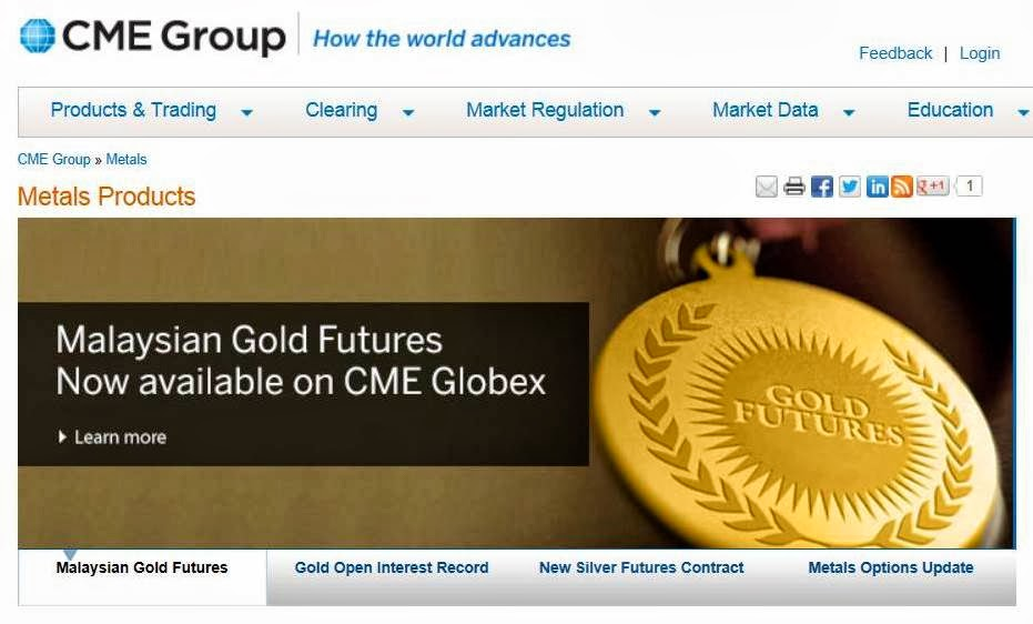Cme trading system