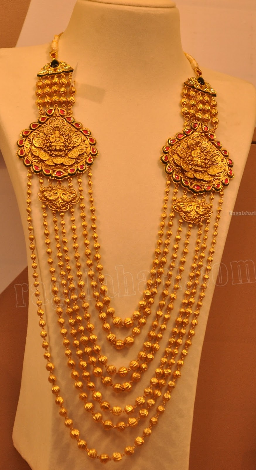 Gold Long Chain Latest Jewelry Designs Page 35 Of 36