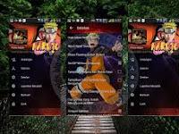 BBM MOD Tema Naruto v3.3.1.24 APK Latest Update