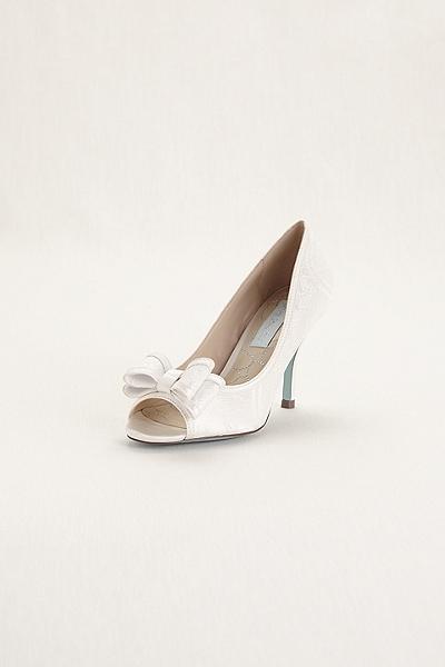 zapatos de novia para pies anchos