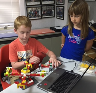 Project Highlights from LEGO WeDo STEM