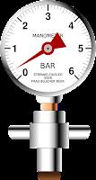 Alat Pengukur Tekanan Udara dі Ruang Tertutup/Manometer