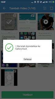 Cara Mudah Menyembunyikan Video Dan Photo Di Android Terbaru
