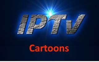 cartoons iptv