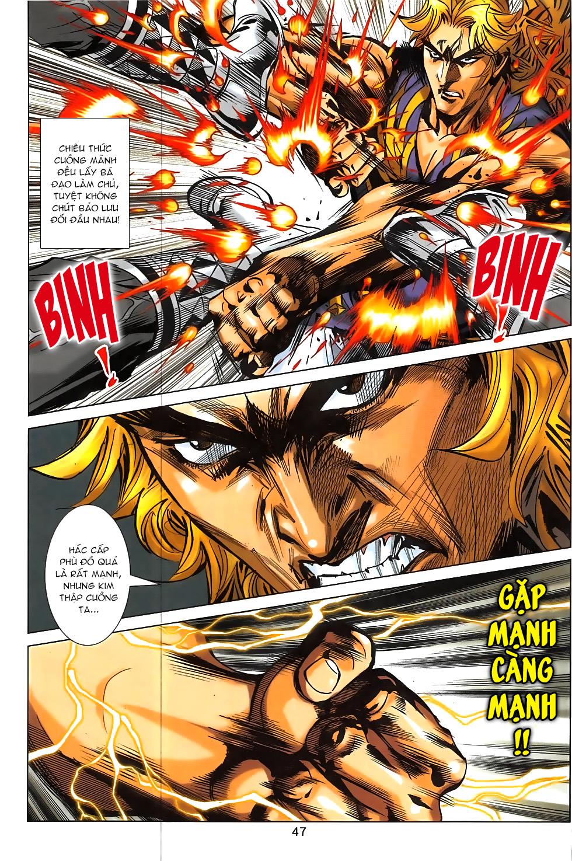 Hoàng Giả Chi Lộ chap 12.2 Trang 19 - Mangak.info