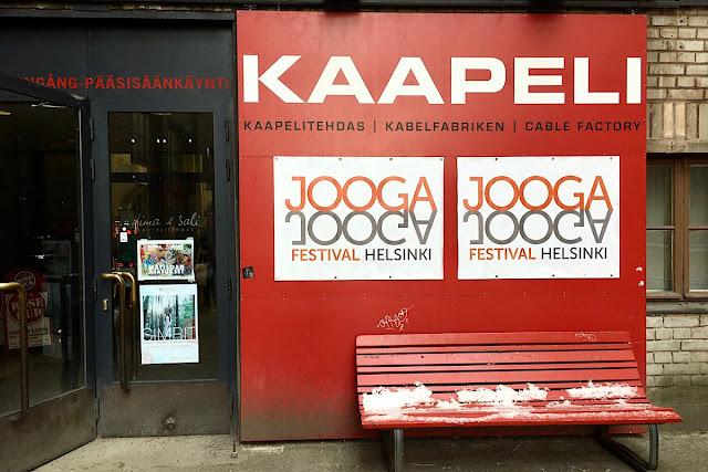 Jooga Festival Helsingissä - Photo Indivue